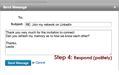 LinkedIn Invitation To Connect: How to Respond Properly